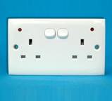 Switch Socket 13 Amp