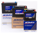 Battery Acdelco